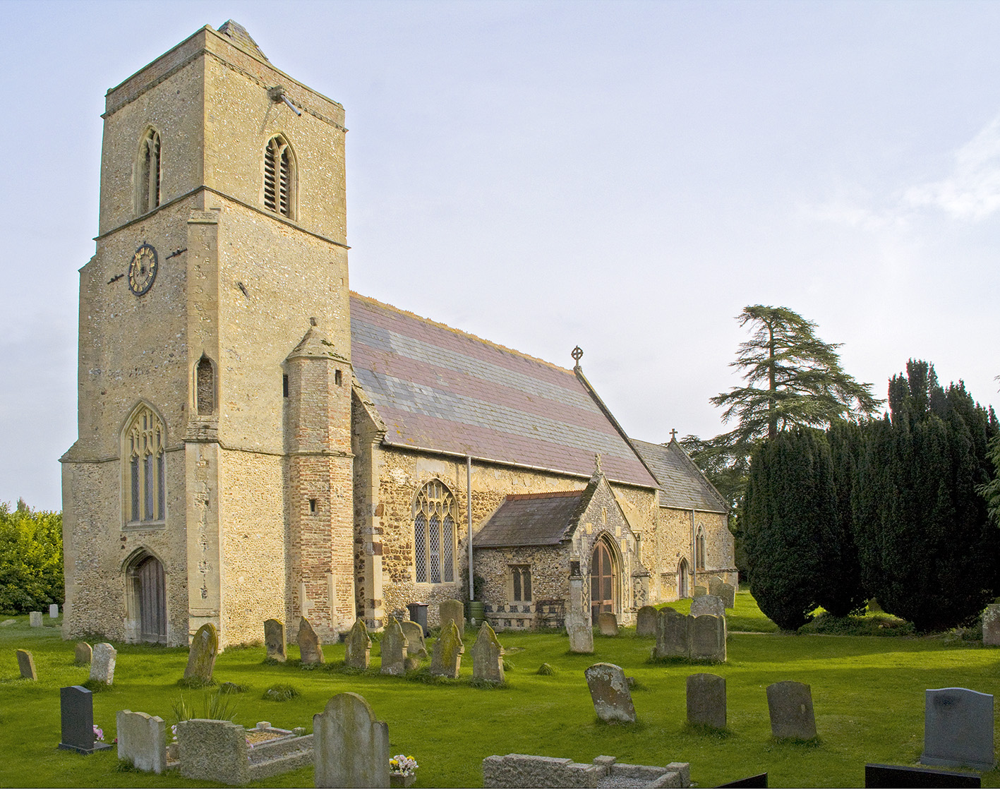 St Andrews' Church, photographed in 2008.